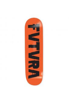 Fvtvra - Colby Logo Orange 8.125""