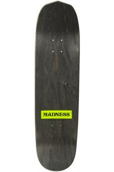 Madness - Slick Nohubo Ring Orange 8.5