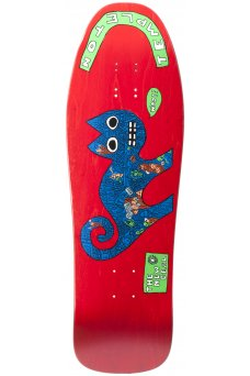 New Deal - Team Tempetlon Cat SP Red 9.75""