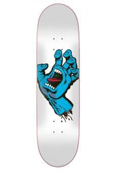 Santa Cruz - Team Screaming Hand Taper Tip 8.25in x 32.0in