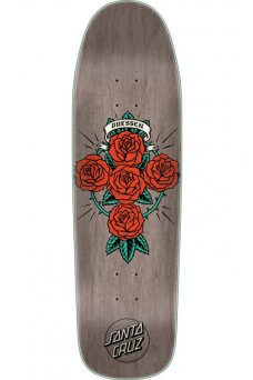 Santa Cruz - Preissue Dressen Rose Cross Pre Issue 9.31in x 31.94in
