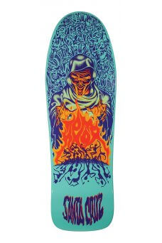 Santa Cruz - Reissue 10.07in x 31.275in Knox Firepit