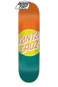Santa Cruz - Team Process Dot Wide Tip 8.25in x 32.0in Santa Cruz