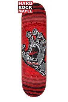 Santa Cruz - Team Off Hand Hard Rock Maple 8.125in x 31.7in Santa Cruz