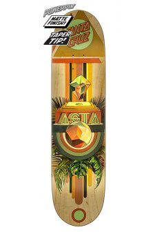 Santa Cruz - Pro Asta Paragon Powerply Taper Tip 8.0in x 31.7in
