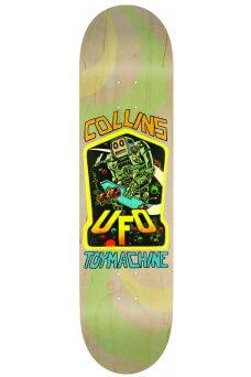 """Toy M. - Skate Cards CJ Collins Ufo 8.5"""" x 32.38"""""""