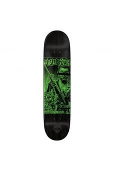 Zero - Punk Flyer Jamie Thomas R7 Green 8.0""