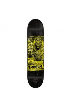 Zero - Punk Flyer Tommy Sandoval R7 Yellow 8.125""