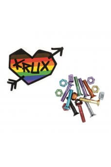 Krux - Krome Phillips Hardware 1 in Rainbow
