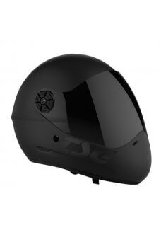 TSG - Pass Solid Color Flat Black