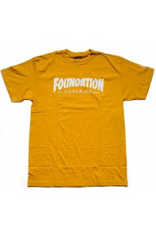 Foundation - F Thrasher Mustard
