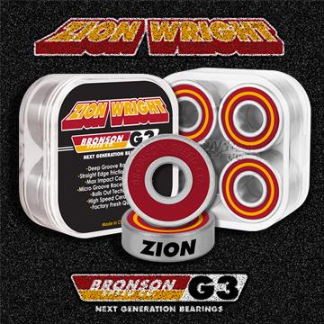 bronson zion g3