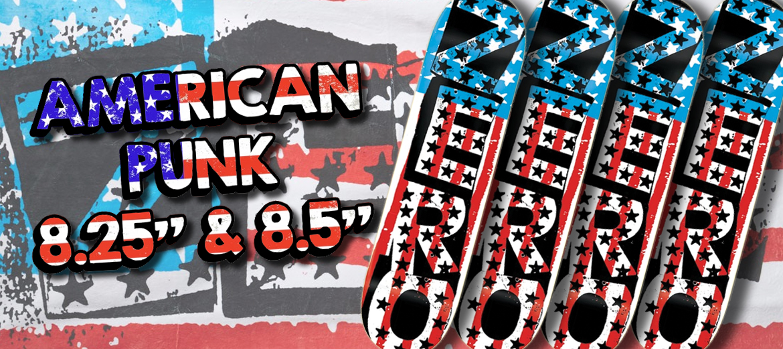 zero american punk