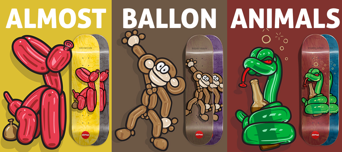 almost balloon series