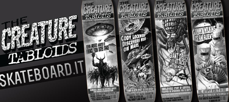 creature tabloids