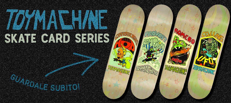 toy machine skate card