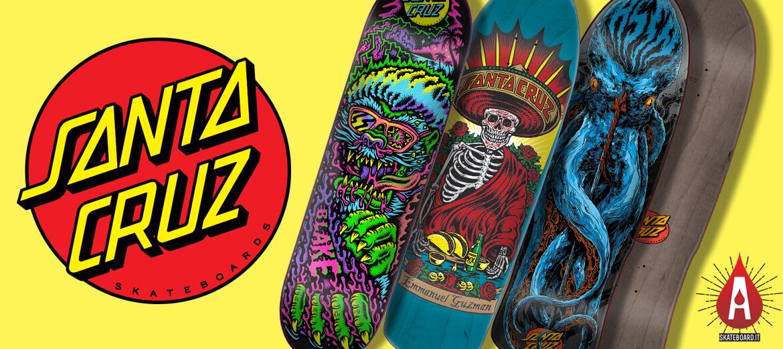 Santa Cruz Skateboards nuovi arrivi